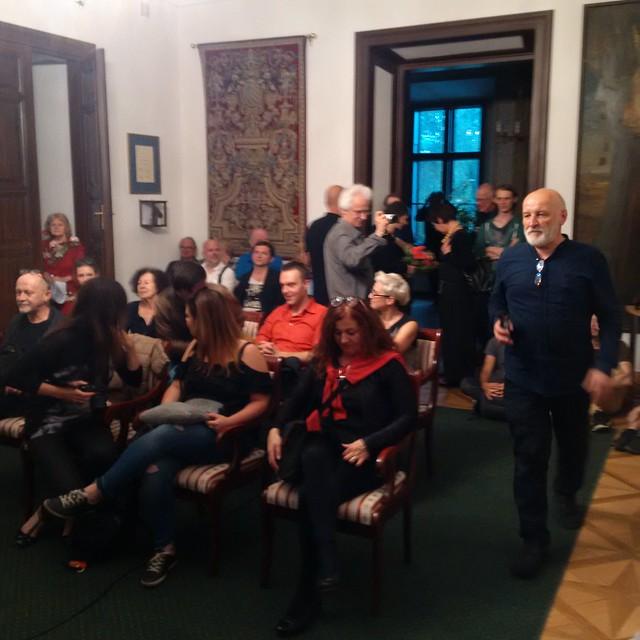 Muzyka Centrum 40-lecie Anna Zielińska