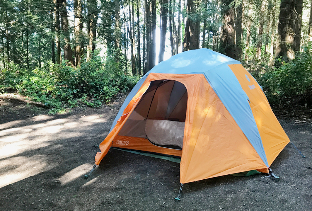 Don't go camping in Canada if...