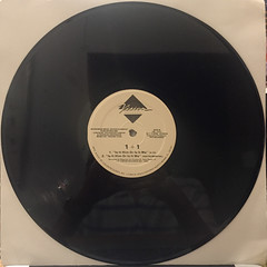 1+1:HERE I AM(RECORD SIDE-B)