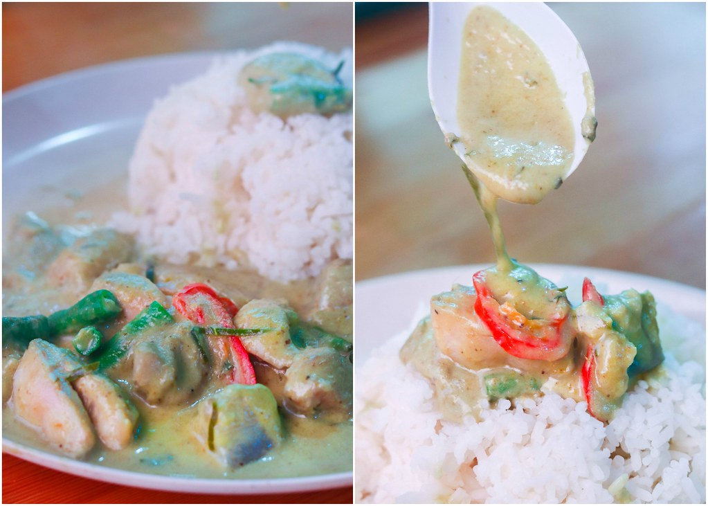 Bugis Street Food: Curry Collage
