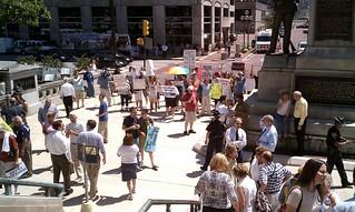 Indianapolis Protestors