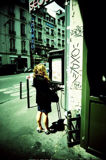 Paris, rue du Faubourg Saint Antoine
