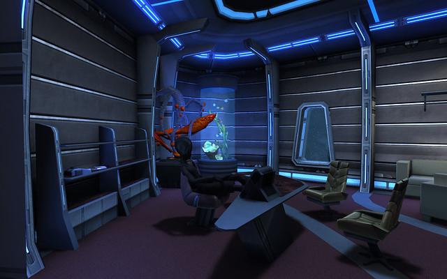 Ready Room Star Trek Online