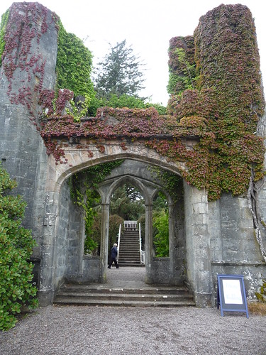 Archway at Armadale Castle