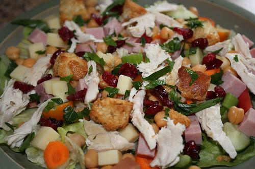 Chunky Chef Salad