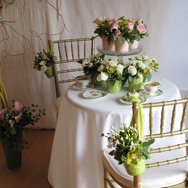 pew clip or decorate out door wedding aisle chair and shepherds hooks