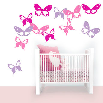 butterfly by FRAMMENTI detalles y decoracion