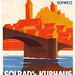 Svizzera - Laufenburg - Soldad und Kurhaus by Luggage Labels by b-effe