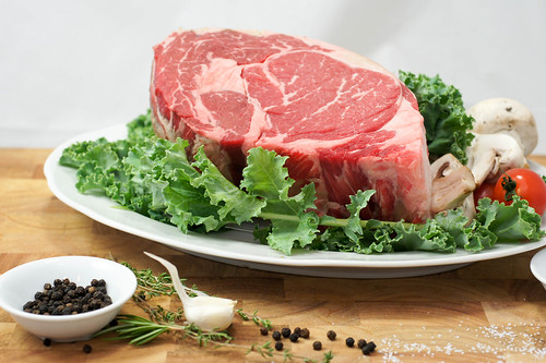Ribeye Steaks Cut to Any Thickness