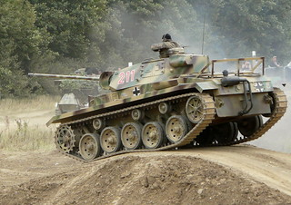 Panzer111 Replica at War and Peace Show 2009