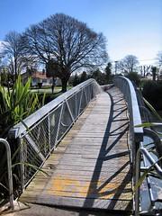 Earthquake damage - bridge