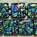 Faux Dichroic Tile Beads ...