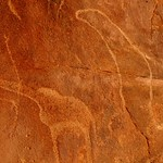 Twyfelfontein Rock Engraving