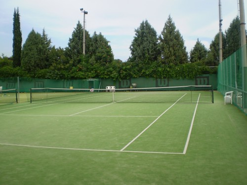 Salonica Tennis Grass Courts