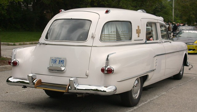 Hearse For Sale >> 1954 Packard Henney Ambulance | Flickr - Photo Sharing!