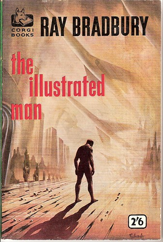 The Illustrated Man - Corgi book cover