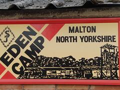 Eden Camp-Yorkshire.
