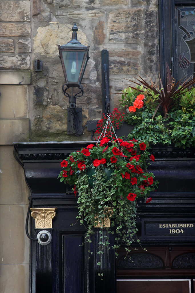 Edinburgh in Colour