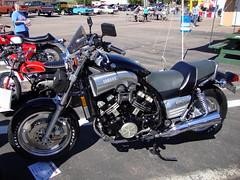 1990 Yamaha VMax Motorcycle.