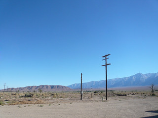 Manzanar, a national historic site