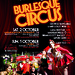 Flyer Burlesque Circus - A6