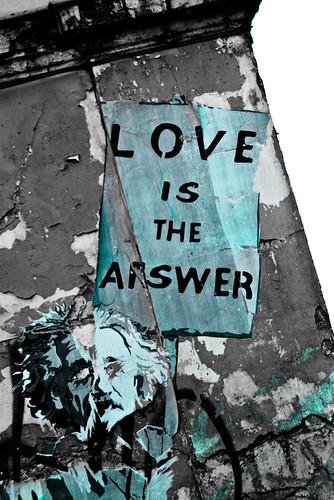 Love is The Answer - Paris (Explore)