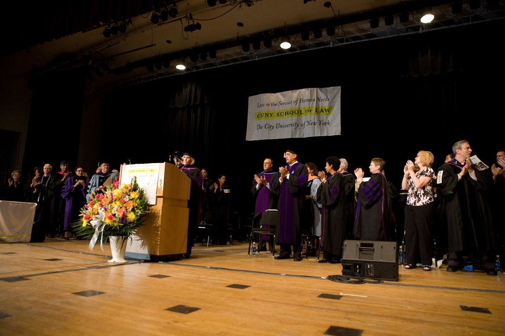 CUNY School of Law Commencement 2010 | Photo by Arpi Pap