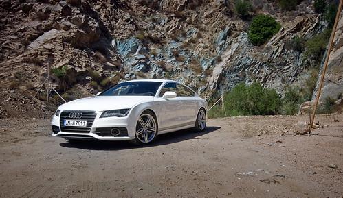 Audi A7 by egoistrs