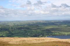Arthur's Pike summit panorama 7