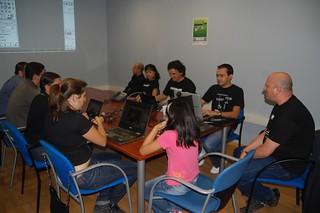 Software Freedom Day 2010 Granada