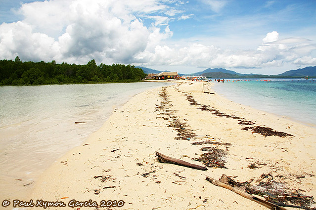 Snake Island, Honda Bay