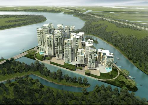 diamond island sky resort vietnam real estate report. Black Bedroom Furniture Sets. Home Design Ideas