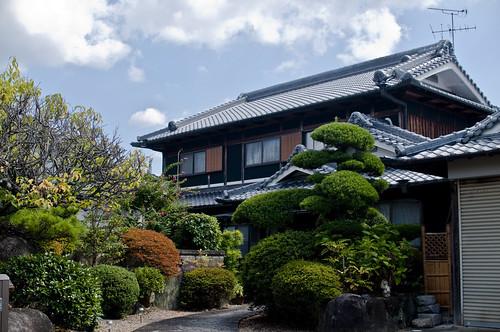 Ongaku suki casa tradicional japonesa for Arquitectura japonesa tradicional