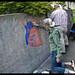 Tacoma Sidewalk Chalk - 2008-08-01