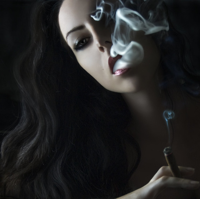 5014957030 b58a72958f z [Pics] Flickr Spotlight #13 – Smoking Portraits