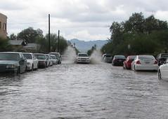 natural disaster, flood, vehicle,