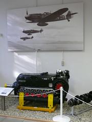 Flugmotor DB 605A