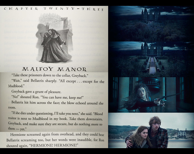 Angle Finder App >> Harry Potter and the Deathly Hallows, Chapter 23: Malfoy Manor (New Trailer) | Flickr - Photo ...