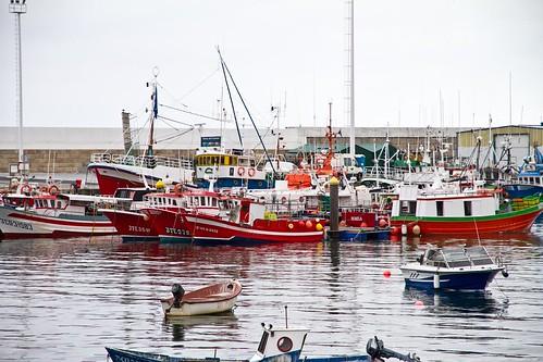 Puerto de Burela