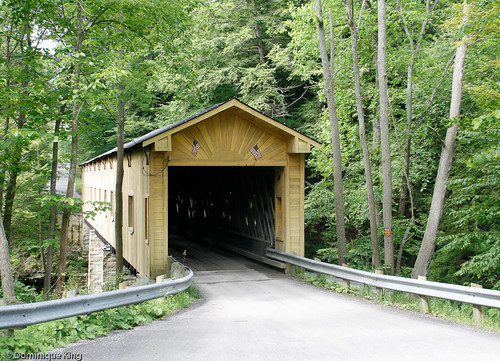 Covered Bridges of Ashtabula County Ohio-25