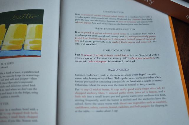 Interior page from Canal House Cooking #4