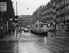 Amsterdamse GVB tramlijn 7