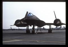 Lockheed SR71A in UK