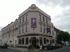 Picture of Crown And Sceptre, W12 9HY