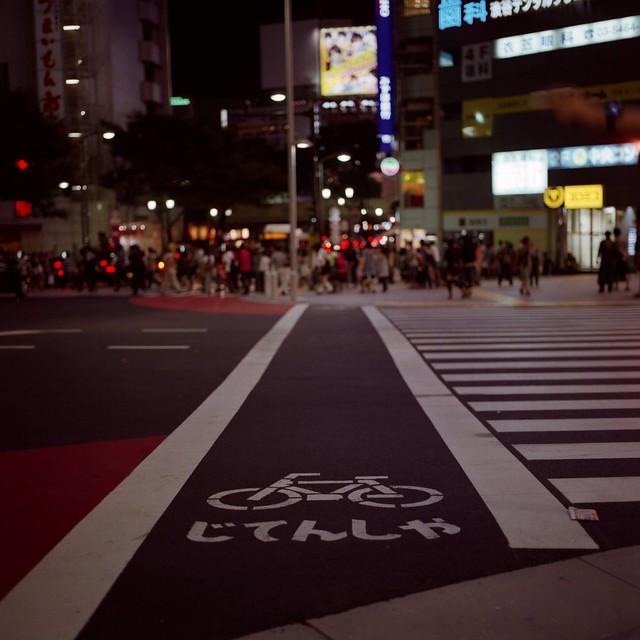night streets - 夜の街