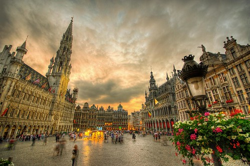 Bruxelles - Grand-Place/Grote Markt
