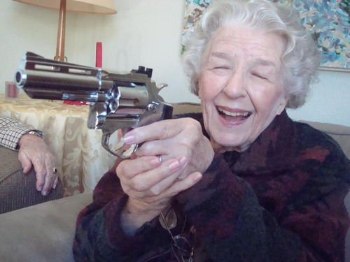 granny gone mad