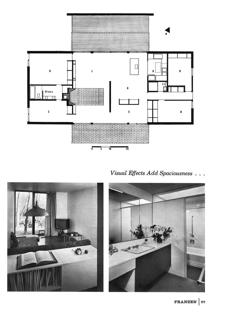 Beattie Residence - Rye, New York - 1958 (Page 4 of 6)