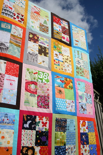 5056444208 d70dbc8626 My Quilt is on the Moda Bake Shop Today!