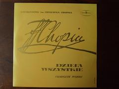 Mazurkas (3) op.63 Chopin